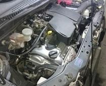 スズキワゴンRエンジン載せ替え 松本市